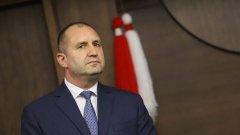 Румен Радев наложи вето на промените в Закона за МВР