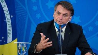 Натискът върху президента Жаир Болсонаро ще става все по-силен