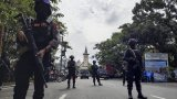 Атаката се е случила по време на празнична служба по случай Цветница