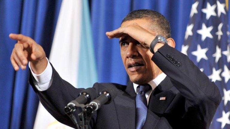 След загубата от републиканците втори президентски мандат за Обама изглежда почти мираж