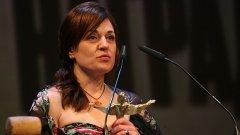 Мария Сапунджиева взе тазгодишната награда ИКАР за главна женска роля