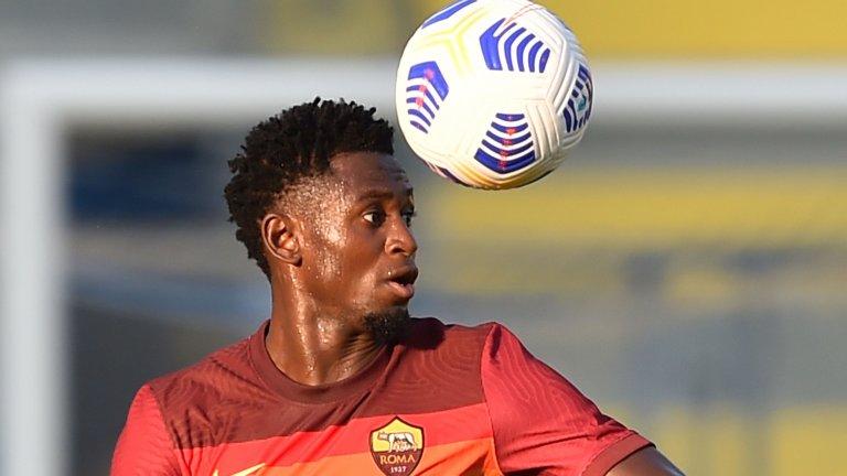 """Амаду Диавара не е бил вписан официално като футболист на първия отбор, заради което от Серия """"А"""" наказаха Рома със служебна загуба на старта на новия сезон"""