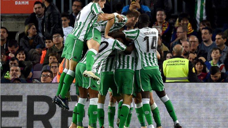 С Кике Сетиен Бетис успя да победи Барса, Реал Мадрид и Атлетико Мадрид през миналия сезон