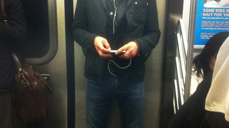 Никой не би познал актьора Кевин Бейкън, освен папараците
