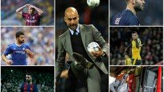 Най-нежеланите футболисти на пазара