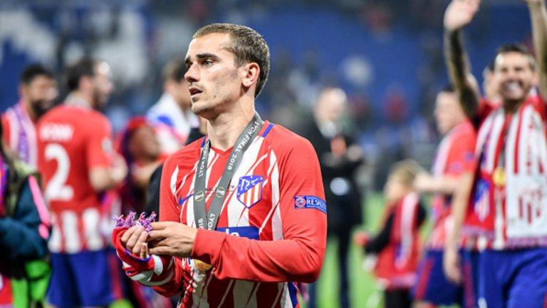 Антоан Гризман бе героят на тима с два гола, а това може да се окаже и един от последните му мачове, тъй като все по-усилено се твърди, че през лятото ще премине в Барселона.