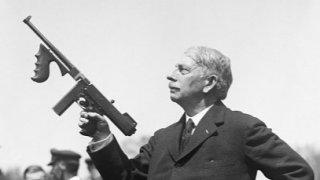Джон Т. Томпсън - оръжейният създател, който открадна дизайнът на всяко качествено оръжие