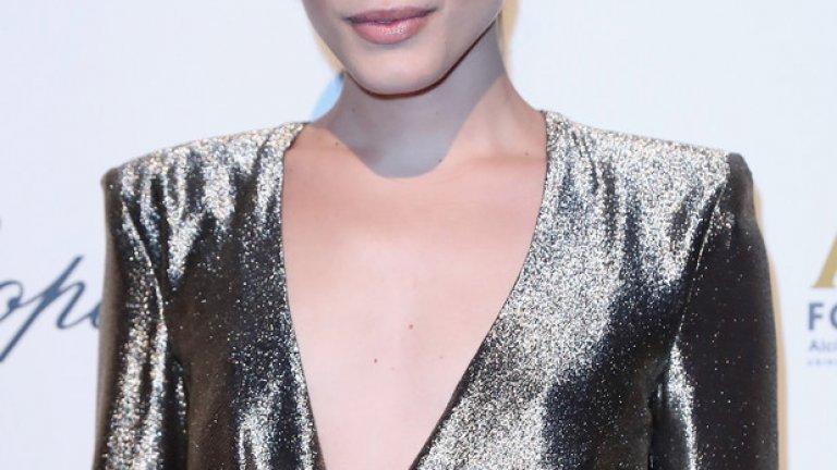 """Валентина Сампайо На 22 години Валентина Сампайо стана първият транс модел на Victoria's Secret.  """"Това представлява победа за обществото, не само за транс общността, но и за всички хора, които в момента са слабо представени в модата"""", казва Сампайо пред списание Elle."""