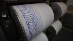 Земетресение с магнитуд 4,5 по Рихтер разтърси района на Пловдив