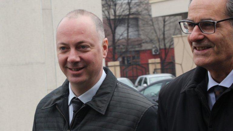 Росен Желязков е бивш главен секретар на Министерски съвет, в момента съветник на премиера