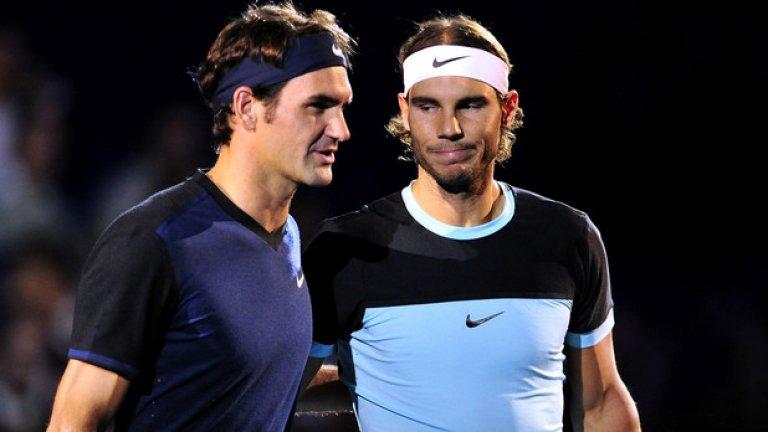 7. Защото сега е моментът. Освен Григор Димитров, в тура има още много топ тенисисти. А ако започнете да гледате сега, вероятно ще хванете последните години на легендарните Роджър Федерер и Рафаел Надал, които разделиха тенис света на две, и направиха кариери, изписани със златни букви.