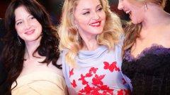 Мадона за великата и необяснима природа на любовта