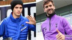 Алваро Мората и Фернандо Йоренте са два от шестте варианта пред Ернесто Валверде и Барселона...