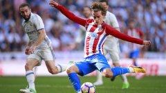 Реал и Атлетико спорят за второто място в Испания