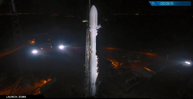 Space X изстреля апарат за секретна мисия в Космоса