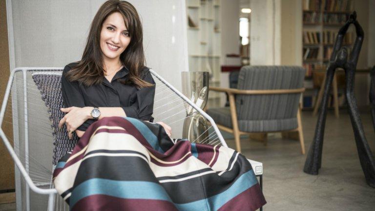 Анна Ризова и изкуството на дизайна