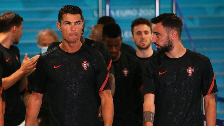 """Група F, известна и като """"групата на смъртта"""", очаквано, е една от най-заплтетените. Преди последните мачове Франция е лидер с четири точки, Германия и Португалия имат по три, а Унгария е на последното място с една."""