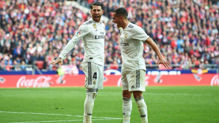 Този сезон Рамос бие дузпите на Реал и е вкарал от всичките си 8 опита дотук. Така той вече записва най-резултатния сезон в кариерата си с 11 попадения във всички турнири
