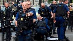 Арест в Лондон и съмнения за готвен атентат