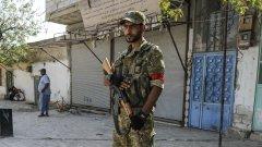 Калени в Сирия, те проектират интересите на Турция зад граница