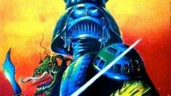"""1. Унгарски постер за """"Междузвездни войни"""", художник: Tibor Helenyi"""