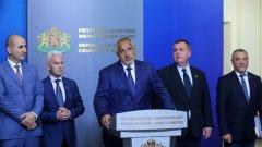 """""""Патриотите"""" ще прокарат решение на кабинета в подкрепа на Унгария"""