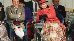 Двамата сключват брак в Уестминстърското абатство преди 70 години.