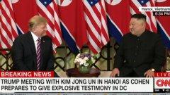 Президентът на САЩ обяви, че вижда огромен икономически потенциал в Северна Корея