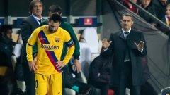 Славия Прага е поредният отбор, който причини сериозни неприятности на Барселона, когато каталунците гостуват