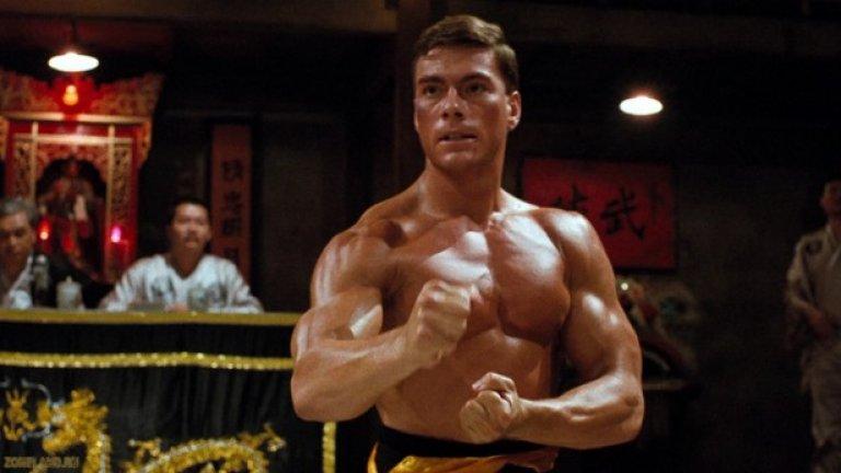 """""""Кървав спорт"""" е идеална мускулеста манифестация на десетилетието."""