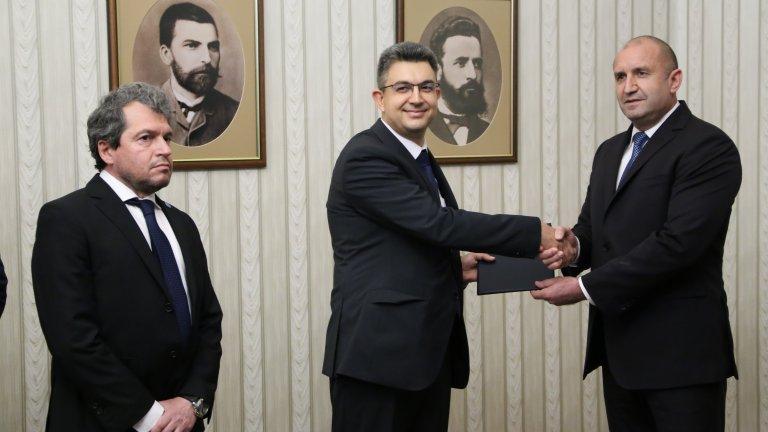 """""""Има такъв народ"""" обявиха своя кандидат за премиер - Пламен Николов"""