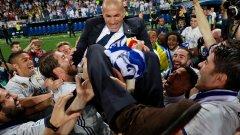 Реал постигна най-много победи през сезона (29, с една повече от Барселона) и успя да вкара във всичките си 38 мача, за да ликува накрая с титлата. Ето четирите основни причини отборът да е заслужен шампион този сезон...
