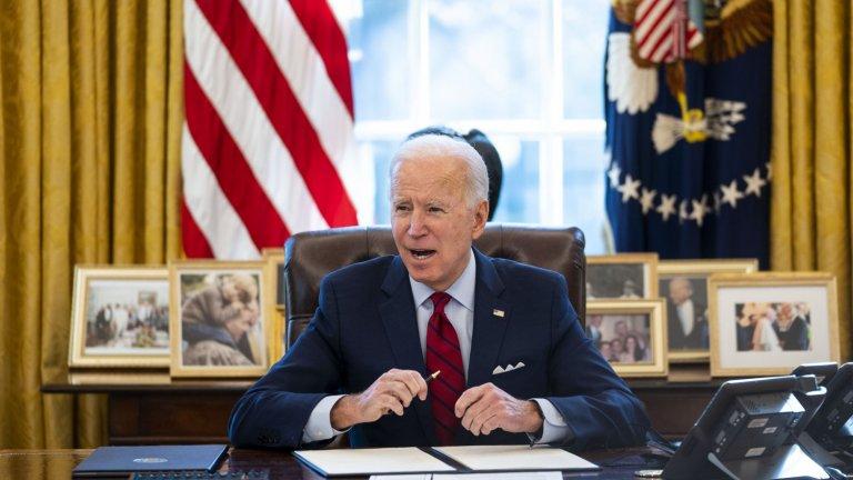 Байдън вече е подписал три изпълнителни заповеди, които се отнасят до третирането на мигрантите