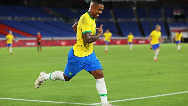 Провалил се в Барса донесе олимпийската титла на Бразилия
