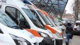 Спешните медици протестират пред Министерство на здравеопазването