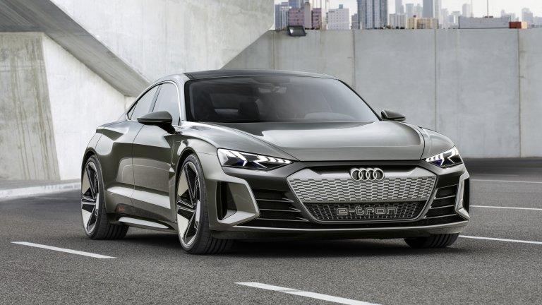 И първа колаборация между Audi и Porsche...
