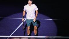Маестро Федерер разби Надал и вдигна трофея в Шанхай