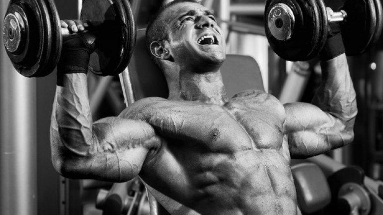 6. Силовите тренировки са от съществено значение Ако искате бърз метаболизъм и ефективна загуба на тегло, ви съветвам да тренирате с тежести 3-5 пъти седмично, с 30-60 секунди почивки между сериите. Тренировката трябва да е с продължителност не повече от 1 час – така ще държите високи нива на хормоните, които стимулират горенето на мазнини, и ниски нива на хормоните, които пречат на горенето на мазнини.