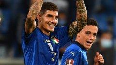 Италия постави велик рекорд с резервите, Швейцария изостана