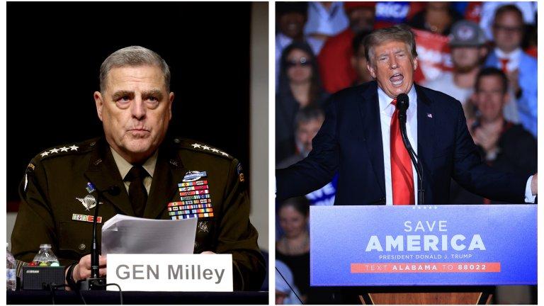 Нова книга разказва за краят на мандата на бившия американски президент и отчаяните му опити да запази властта