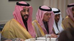 Принц Мохамед се зарече да се справи с екстремистите