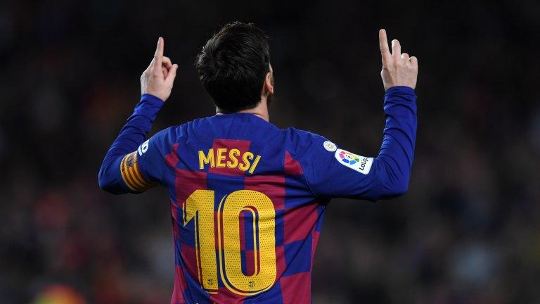 Обратен завой: Меси на 90% остава в Барселона?