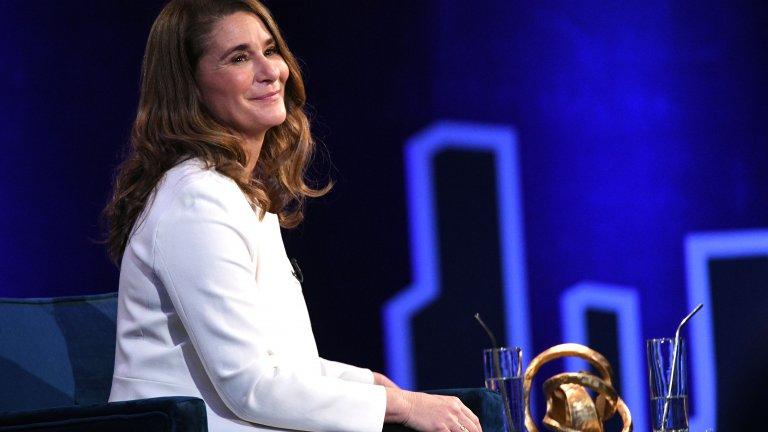Мелинда Гейтс, освен съпруга на Бил Гейтс е съучредител и съпредседател на Фондацията на Бил и Мелинда Гейтс. Преди това тя е била мениджър на отдела по продажби в Microsoft за доста продукти. Там се среща с бъдещия си съпруг.