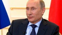 Владимир Путин беше предложен на нобеловия комитет през октомври заради недопускането на чуждестранна военна намеса в Сирия.