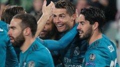 """Роналдо вкара гол, за който най-вероятно ще се носят легенди и с общо двете си попадения отказа Юве. Всъщност """"кралете"""" можеха да спечелят с много повече, а Кристиано пропусна поне още три чисти положения"""
