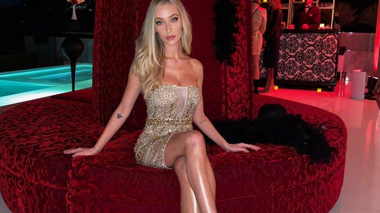 Уорд твърди, че е събрала 500 000 долара само за два дни, като е предлагала свои голи снимки в замяна на дарения към фондовете за битка с пожарите в Австралия.