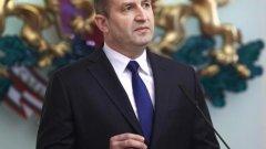 """Радев иска да избере шефа на комисията """"Антикорупция"""""""