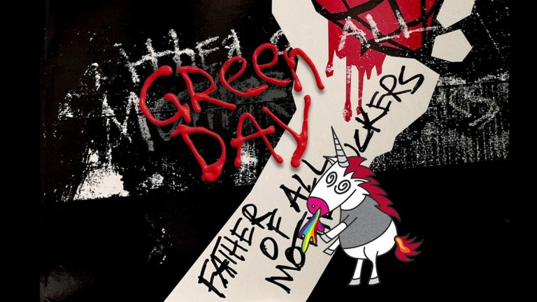 Green Day – The Father of All Motherfuckers (7 февруари)  Поп пънкарите са далеч от най-добрите си времена и последните им албуми едва ли ще се запомнят като любими на феновете. Но миналия път, когато триото изглеждаше в толкова ниска точка, то избухна с American Idiot, албум, който промени поп рок музиката и направи групата фаворит на цяло ново поколение слушатели.   Най-новият сингъл Oh Yeah! се появи в четвъртък и всъщност засили слуховете, че The Father of All Motherfuckers ще е просто албум, с който бандата иска да приключи действащия си договор с Warner Bros./Reprise. Обложката на албума е отвратителна, а общата му дължина ще е само 26 минути, което допълнително подхранва известни съмнения.