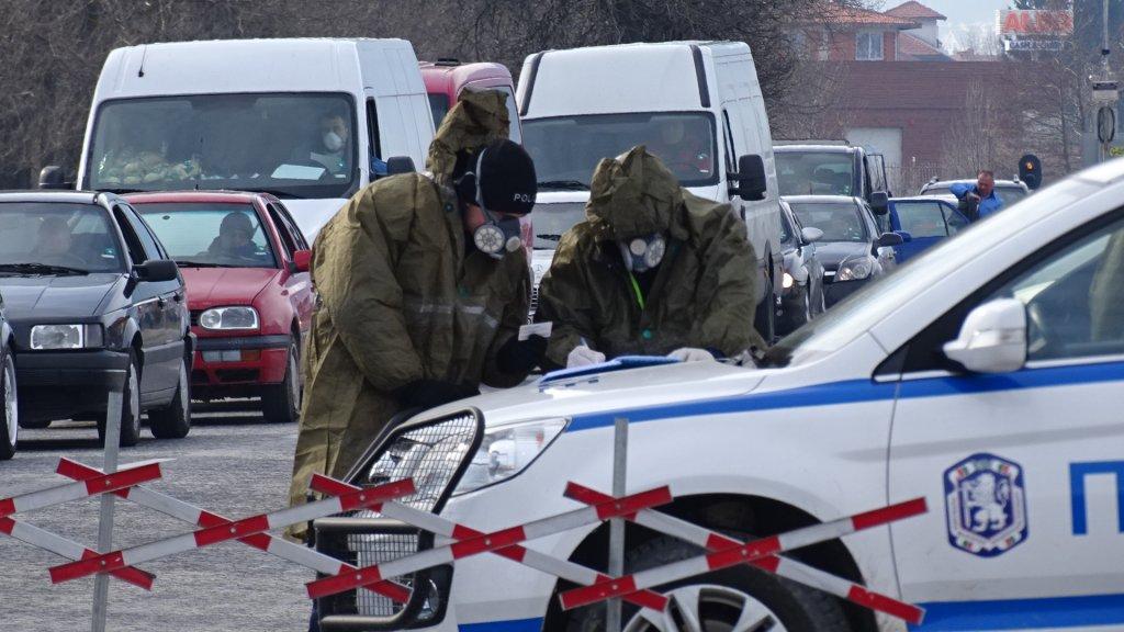 Около 200 чужденци спешно са били настанени в един от хотелите