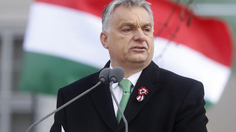 """""""Гладна кокошка просо сънува"""", отговори румънският му колега Людовик Орбан"""